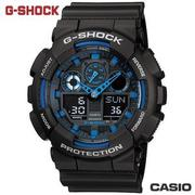 "CASIO《G-SHOCK ""BIG G""》THREE EYE 大錶徑系列 GA-100-1A2"