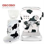 ascaso Dream/The Cow Espresso咖啡機+i-mini電動磨豆機組合