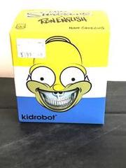 Kidrobot Ron English 辛普森 3吋 The Simpsons 荷馬 Homer 公仔