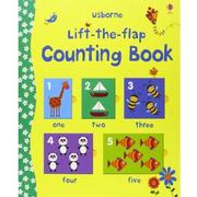 【Song Baby】Lift-The-Flap Counting Book 翻翻學習書:數一數(精裝本)