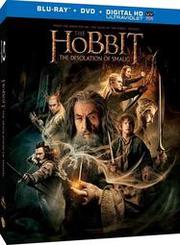 哈比人:荒谷惡龍 (台版):The Hobbit: The Desolation of Smaug:BD-7054