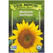 [iHerb] [iHerb] High Mowing Organic Seeds 巨型向日葵,1/8 盎司