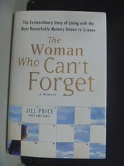 【書寶二手書T7/原文書_KHB】The Woman Who Can't Forget_Price