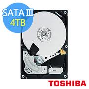 ★快速到貨★Toshiba 3.5吋Tomcat Cloud 4TB SATA 7200RPM 128MB雲端碟(MC04ACA400E)
