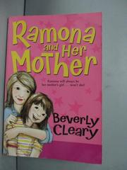 【書寶二手書T7/原文小說_HMC】Ramona and Her Mother_Cleary, Beverly