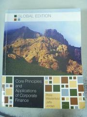【書寶二手書T4/大學商學_XBK】Core Principles and Applications of.. 3/e_