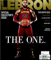SLAM PRESENTS : LEBRON 2017