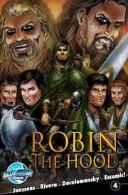 Robin The Hood Vol.1 # 4