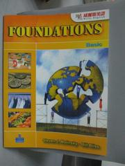 【書寶二手書T1/語言學習_XDV】FOUNDATIONS Basic_Steven J Moilnsky