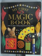 【書寶二手書T1/少年童書_YJT】My First Magic book
