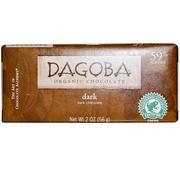 Dagoba Organic Chocolate, 黑巧克力,2盎司(56克)