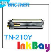 Brother TN-210Y 黃色 相容碳粉匣 /適用機型:Brother HL-3040CN、MFC-9010CN、MFC-9120CN