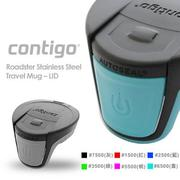 Contigo Roadster Stainless Steel款瓶蓋