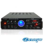 【Dennys】USB/FM/SD/MP3迷你擴大機(AV-265)