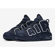 NIKE AIR MORE UPTEMPO GS PIPPEN 皮革 女款 415082-401