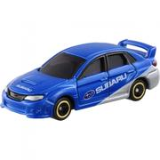 【TOMICA】多美小汽車 No.7 速霸陸SUBARU IMPREZA WRX STI 4door GROUP R4