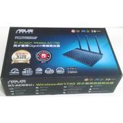 華碩 ASUS RT-AC66U+ RT-AC66U plus RT AC66U B1 AC1750 雙頻 無線路由器