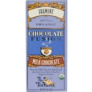 [iHerb] The Tea Room, Chocolate Fusion, Milk Chocolate, Jasmine, 1.8 oz (51 g)