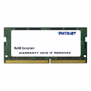 Patriot DDR4 Single Pack So-Dimm Ram 內存 8GB (PSD48G21332S) 香港行貨