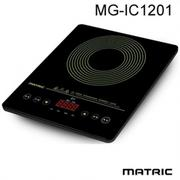 MATRIC松木MG-IC1201  Super Slim時尚變頻電磁爐  MGIC1201