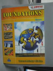 【書寶二手書T1/語言學習_QJB】FOUNDATIONS Basic_Steven J Moilnsky