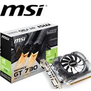 MSI 微星 N730-4GD3 V2 4G DDR3 PCI-E 獨立顯示卡 HDMI VGA DVI 保固三年3個月