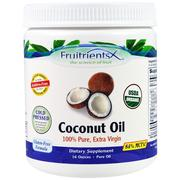 [iHerb] Fruitrients, Coconut Oil, 100% Pure, Extra Virgin, 16 oz