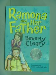 【書寶二手書T6/原文小說_ILM】Ramona and her father_CLEARY, BEVERLY