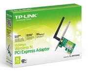【9.9全新】含運 TP-LINK TL-WN781ND 150Mbps 無線網路卡 PCI Express