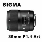 SIGMA 35mm F1.4 DG HSM Art Nikon 接環 公司貨 3年保固
