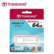 Transcend 創見 JetFlash 730 64GB USB3.0 隨身碟(TS64GJF730)