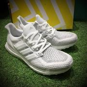 "adidas Ultra Boost ""3M Triple White""反光   男款"