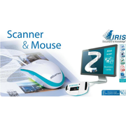 IRIS IRIScan Mouse Executive 2 二合一 Scanner & Mouse 香港行貨