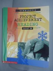 【書寶二手書T3/語言學習_YIZ】PROJECT ACHIEVEMENT READING 2