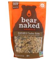 [iHerb] Bear Naked, Granola, Cacao & Cashew Butter, 11 oz (311 g)