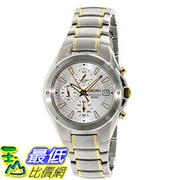[美國直購] Seiko Men's 男士手錶 SND583 Chronograph Watch