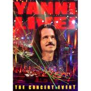 雅尼 - 超體感現場 DVD <BR> Yanni - The Concert Event DVD