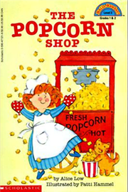 Hello Reader K-3 Level 3: Popcorn Shop