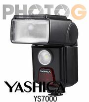 雅西卡 YASHICA YS7000 Flash 閃光燈 for Nikon Canon