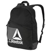 REEBOK ON-THE-GO BACKPACK WITH STORAGE後背包 休閒 黑 【運動世界】CE0926