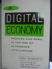 【書寶二手書T7/大學商學_ZAO】The digital economy : promise