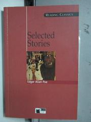 【書寶二手書T8/原文書_LQK】Selected stories_Edgar Allan Poe_附光碟