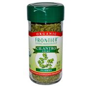 [iHerb] Frontier Natural Products, 有機香菜葉,乾葉片, 0.56 oz (16 g)