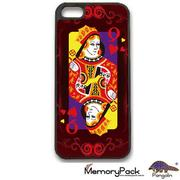 Pangolin穿山甲 Phone Case For I5 手機殼 Queen 11040