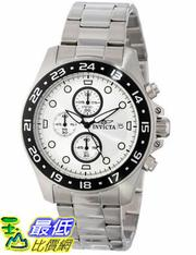 [美國直購 USAShop] Invicta 手錶 Men's 15206 Pro-Diver Stainless Steel and Black Bezel Bracelet Watch