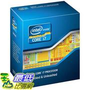 [美國直購 ShopUSA] Intel Core i7 處理器 Processor i7-2600K 3.4GHz 8MB LGA1155 CPU BX80623I72600K $12899