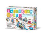 【 4M 美勞創作】Make Your Own Shrinking Craft 迷你手作飾品