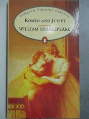 【書寶二手書T7/原文小說_OBA】Romeo and Juliet (Penguin Popular Classics