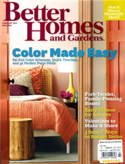 Better Homes and Gardens 2月號/2011