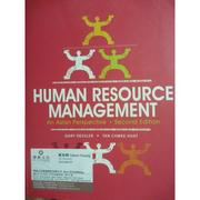 【書寶二手書T6/大學商學_QDH】Human Resource Management_2/e
